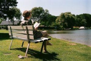 散歩と読書