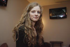 Rachel Blais, actrice dans MODEL GIRL..